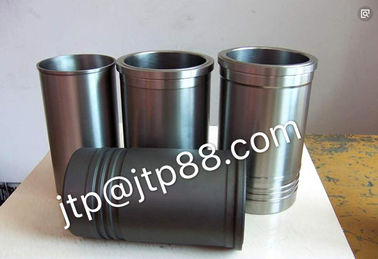 Casting Iron HINO Auto Parts / Mesin Cylinder Liner Untuk WO4CT Dia 104.0mm 11467-1771